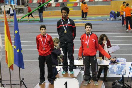 Xoán Iglesias - 3º 1000 metros