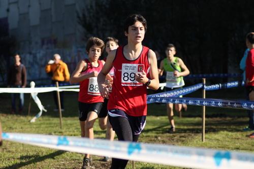 Angel Vázquez, 3º Cadete