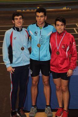 Damian Picouto, bronce en 400m JUN