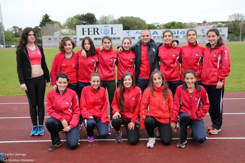 Equipo Júnior femenino