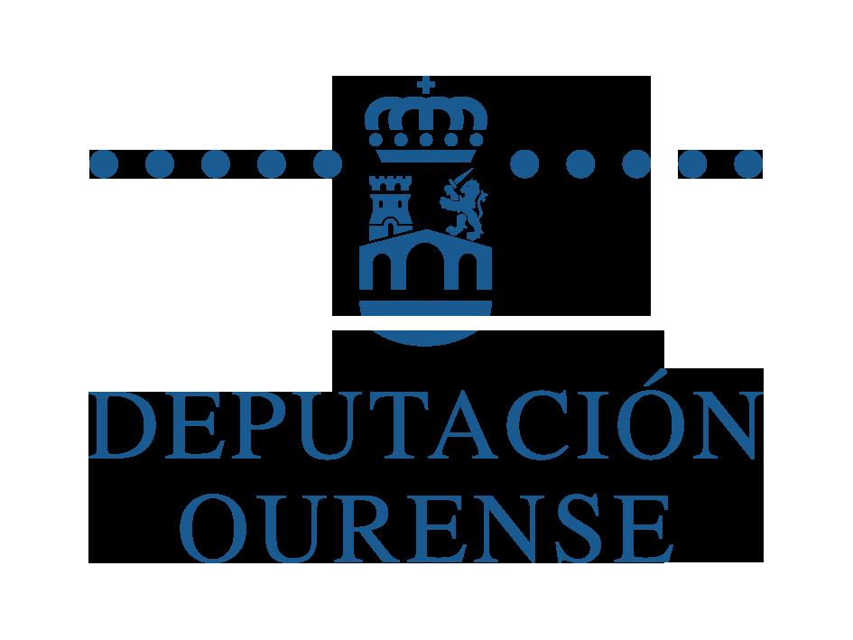 Resultado de imagen de deputacion de ourense logo
